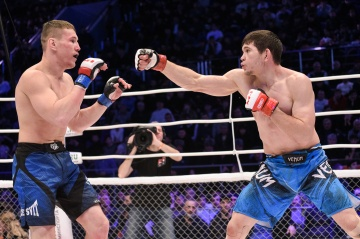 Андрей Лежнев vs Алексей Невзоров, M-1 Challenge 73