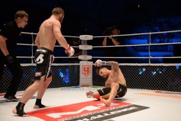 Максим Дивнич vs Макс Кога, M-1 Challenge 48