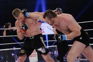Dritan Barjamaj vs Alexey Kudin, M-1 Challenge 39