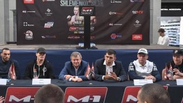 [Press-conference] Пресс-конференция перед M-1 Challenge 93, Челябинск, 31 мая