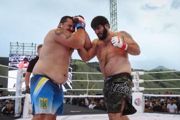 Юрий Проценко vs Заур Гаджибабаев, M-1 Challenge 95