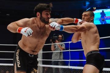 Лазар Тодев vs Заур Гаджибабаев, M-1 Challenge 67