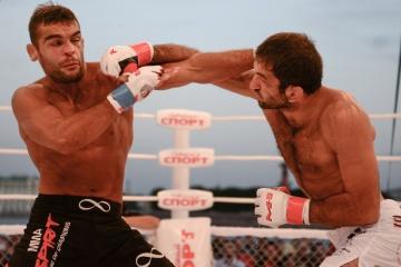 Иван Бухингер vs Михаил Малютин, M-1 Challenge 50