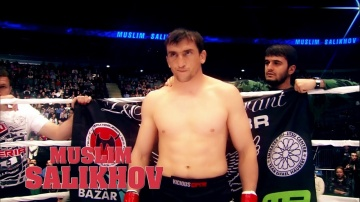 Muslim Salikhov's highlights in M-1 Global