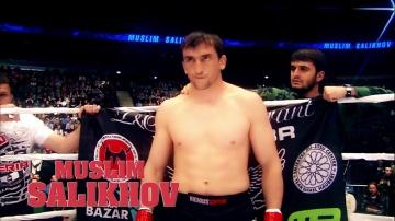 Muslim Salikhov's highlights in M-1 Global
