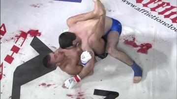 Магомед Шихшабеков vs Свен Хайзинг, M-1 Challenge 15