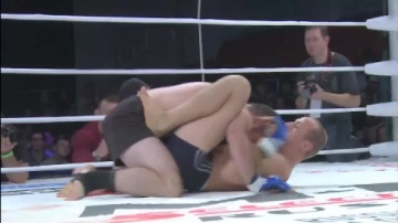 Александр Бутенко vs Марат Илаев, M-1 Selection 2009 8