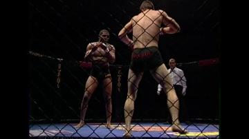 Джейсон Джонс vs Сергей Наумов, M-1 MFC - Heavyweight GP