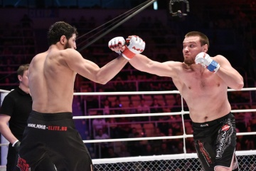 Mitry Medvedev vs Rashid Yusupov, M-1 Challenge 57