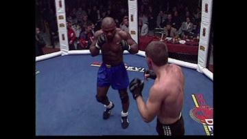 Дэррел Голэр vs Станислав Нущик, M-1 MFC World Championship 1999