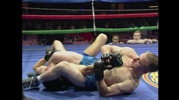 Али Эзербиев vs Рашад Байрамов, M-1 MFC - Russia vs. Ukraine