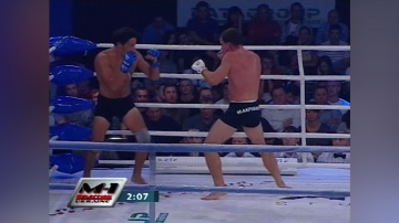 Артем Гродник vs Ренат Лятифов, M-1 Selection Ukraine 2010 - Clash of the Titans