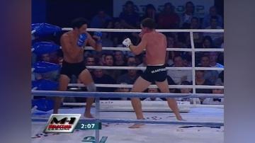Артем Гродник vs Ренат Лятифов, M-1 Selection Ukraine 2010 - Clash of the Titans