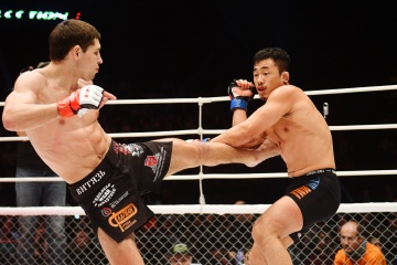 Йонг Бок Кил vs Виктор Колесник, M-1 Challenge 75
