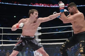 Виктор Немков vs Аттила Вей, M-1 Challenge 71