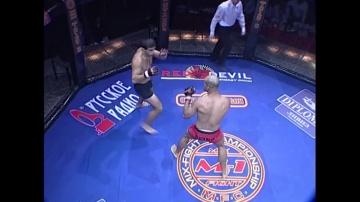 Арман Гамбарян vs Фабрицио Моура, M-1 MFC - Russia vs. the World 6