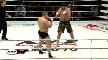 Арсен Абдулкеримов vs Денис Комкин, Selection 2010 Eastern Europe Round 2