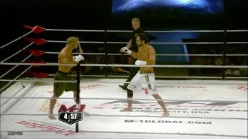Лусио Линьярес vs Валдир Арауджо, M-1 Challenge 16