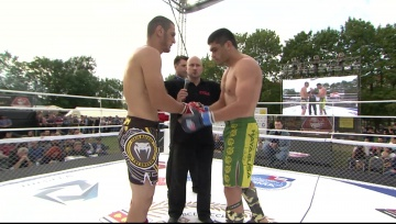 Анвар Арсланханов vs Руслан Нажмудинов, Fightspirit Championship 8