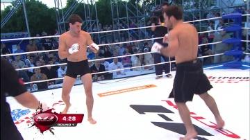 Магомедрасул Хасбулаев vs Кирилл Крикунов, Selection 2010 Battle on Neva