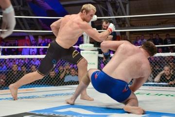 Mikhail Gazaev vs Konstantin Gluhov, M-1 Challenge 44