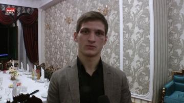 Мовсар Евлоев о тактике, сопернике и высокогорье   Интервью чемпиона M-1 Challenge