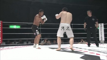 Шейн Дель Росарио vs Доол Хи Ли, M-1 Challenge 14