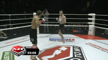 Ахмед Инасаламов vs Усман Богатырев, Road to M-1