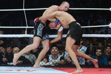 Михаил Кузнецов vs Нурбек Кабдрахманов, M-1 Challenge Battle in Atyrau
