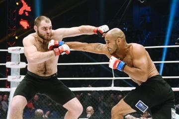 Клебер Раймундо Сильва vs Дмитрий Микуца, M-1 Challenge 87