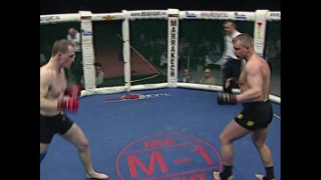 Михаил Богданов vs Сергей Никитин, M-1 MFC - Russia vs. the World 3