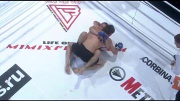 Ratmir Teuvazhukov vs Anton Bestaev, M-1 Selection 3