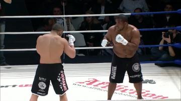 Ллойд Маршбанкс vs Эмиль Захариев, M-1 Challenge 13
