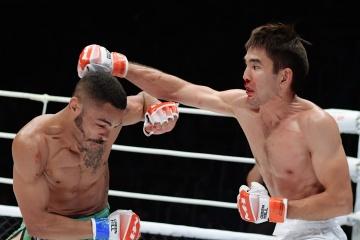 Флавио Да Сильва Сантос vs Арман Ашимов, M-1 Challenge 104