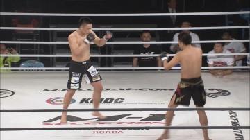Ду Хвана Ким vs Макото Нияма, M-1 Selection 2011 - Asia Round 1