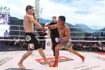 Рафаэль Диас vs Мовсар Евлоев, M-1 Challenge 95