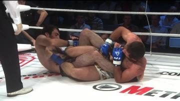 Алихан Магомедов vs Агоп Топчян, M-1 Selection 2009 4