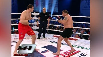 Вячеслав Костюк vs Ваган Божукян, M-1 Selection Ukraine 2010 - The Finals