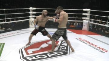 Магомед-Эмин Расуев vs Адам Цуров, Road to M-1