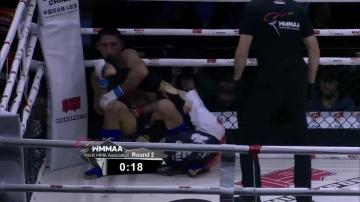Гойта Дазаев vs Алибег Расулов, WMMAA Macau 2016