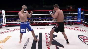 Яне Тулиринта vs Томми Дерпет, M-1 Challenge 12