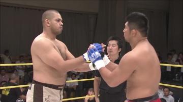 Джесси Гиббс vs Фуджи Кацухиша, M-1 Challenge 05
