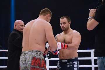 Олег Попов vs Юрий Федоров, M-1 Challenge 98