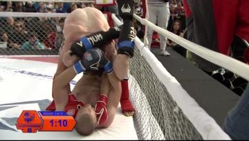 Сергей Ширкунов vs Али Алиев, Fightspirit Championship 8