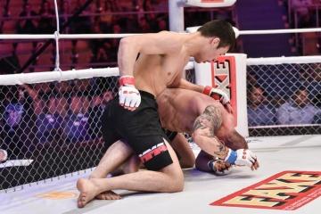Shavkat Rakhmonov vs Bartosz Chyrek, M-1 Challenge 57
