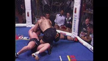 Руслан Керселян vs Сандер Тонхэюзр, M-1 MFC European Championship 1998
