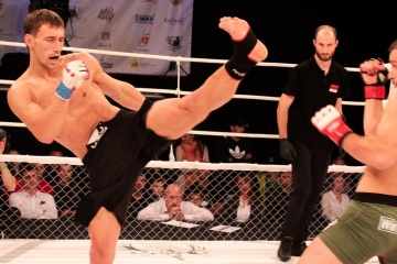 Максим Дивнич vs Артем Дамковский, M-1 Challenge 70