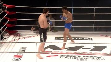 Гаджимурад Омаров vs Дмитрий Пашинин, M-1 Selection 2009 2