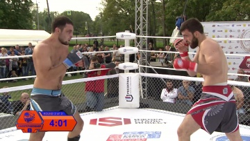 Ричард Тотров vs Гаджимурад Магомедов, Fightspirit Championship 8