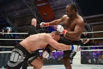 Damian Grabowski vs Kenny Garner, M-1 Challenge 44